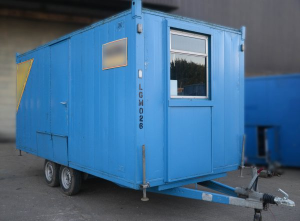 16FT MOBILE CANTEEN