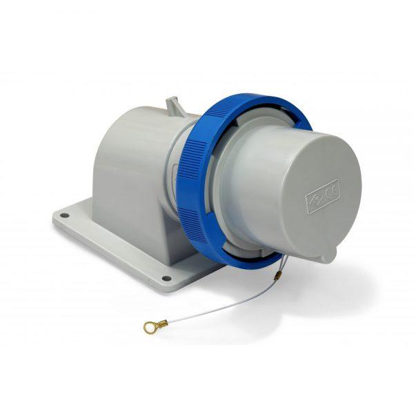 external power inlet socket
