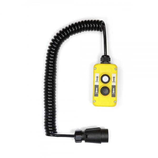 hydraulic remote pendant