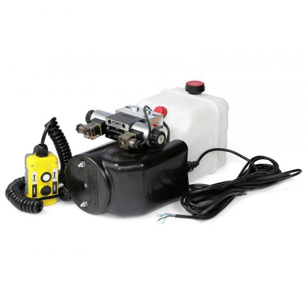 12V DC powerpack 4.4L 0.88cc
